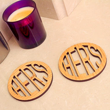 Hers & Hers Coasters