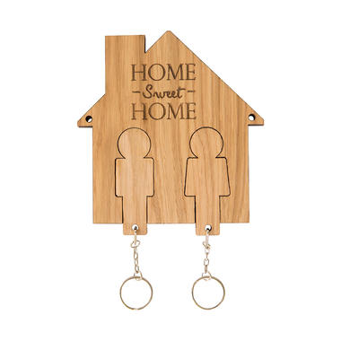 Home Sweet Home Key Holder (2 Person)